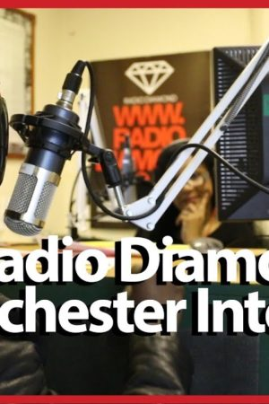 Radio Diamond Interviews Daniel Damilola Nejo