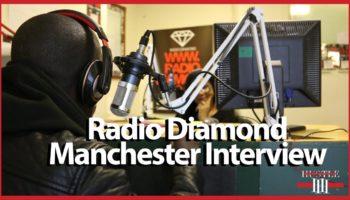Radio Diamond Interviews Daniel Damilola Nejo